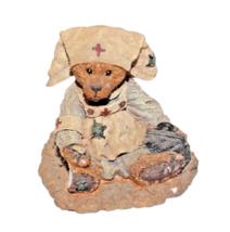 Boyd's Bears & Friends Clara The Nurse Figurine Collection Handmade Hand... - $5.94