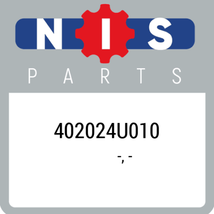 402024U010 Nissan HUB ASSYROAD W, New Genuine OEM Part - $159.50