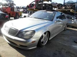 00 01 02 Mercedes S430 Seat Belt Front 456977 - $106.92
