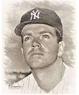 Bobby Richardson New York Yankees PhotoArt Print Pic Var Size & Options ... - $4.77+