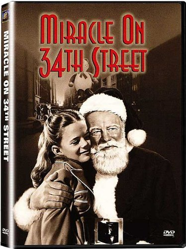 Miracle On 34th St DVD