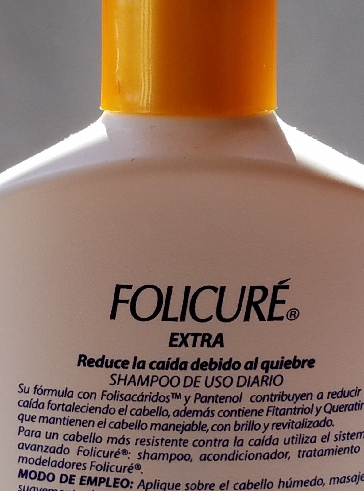 "1X - FOLICURE "" EXTRA "" Shampoo for Fuller Thicker Hair, 11.8 fl oz."