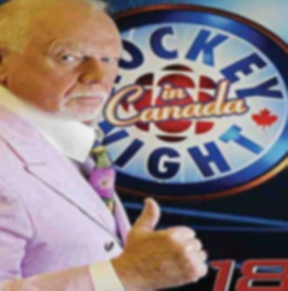 Don Cherry Hockey Night in Canada - Volume 18 Dvd