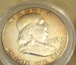 1957-1958-1960-1961-1962-1963 from Franklin Mint  FRANKLIN Half Dollars ... - $112.50