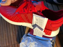 Adidas NMD Runner Red Size 10 New image 6