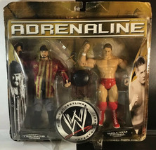 WWE Adrenaline Series 20 Paul Burchill & William Regal Figure Set 2-Pack 2006 #4 - $18.99