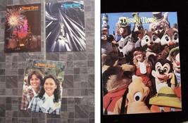 Disney News Lot Magic Kingdom Publication Disneyland Disney World 1979 - $24.99