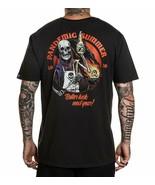 Sullen Art Pandemic Summer 2020 Skeleton BBQ Tattoos Goth Tank Top Shirt... - £22.56 GBP+