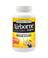 Airborne Immune Support Vitamin-C Supplement Chewable Tablets - 116 Count - $22.00