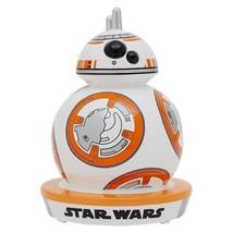 "Star Wars BB-8 Decorative Ceramic Coin Bank 8"" Tall 5"" Diameter New - $11.88"