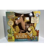 Bullseye Toy Story Disney Signature Collection 10 Sounds Woody's Roundup... - $64.35