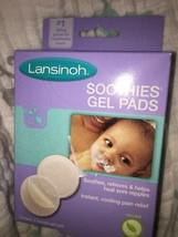 Breastfeeding Nipple Gel Pad Pain Reliever Sore Healer Soothing Kit SetNEW - $22.37