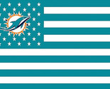 SUMMER SALE Miami Dolphins Team Flag and Banner 3' x 5'