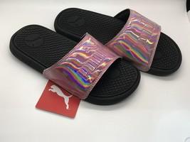 PUMA Unisex-Child Cool Cat Slide Sandal - $32.00