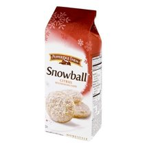 Pepperidge Farm Snowball Citrus Homestyle Cookies(pack of 8) - $48.99