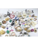 Lot of Vintage to Modern Single Mismatched Earrings - $12.00