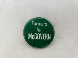 1972 Farmers for McGovern George McGovern Presidential Election Campaign... - $4.90