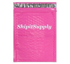 1-300 #2 8.5x12  ( Pink ) Color Poly Bubble Mailers Fast Shipping - $2.99+