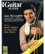 Guitar Player Magazine August 1978 John McLaughlin Remo Palmier No Label - $27.90