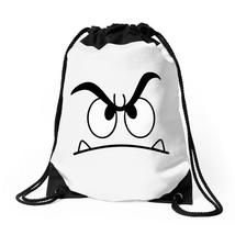 Mad Face Drawstring Bags - $30.00