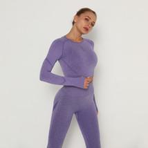 Purple Crop Top Yoga Womens Yoga Tank Tops Sexy Yoga Tube Top - $49.99