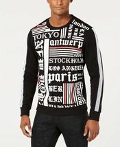 INC International Concepts I.N.C. Men's Freestyle Graphic Sweatshirt, XX... - $28.04