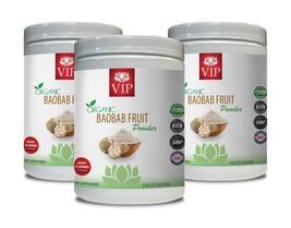 vitamin C drink - ORGANIC Baobab Fruit Powder - blood sugar support 3B - $68.21