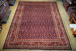 Persian Herati Tabriz 10' x 13' Excellent Quality Home Decor Rug Hand Kn... - $1,431.54