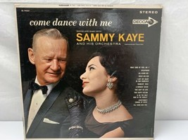 Sammy Kaye Come Dance With Me LP Record Album Vinyl - £2.25 GBP