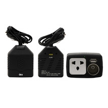 QFX 120W Inverter with USB Port - $40.08