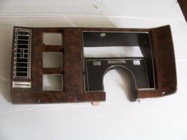 BROUGHAM DASH TRIM PANEL INSTRUMENT SPEEDOMETER CADILLAC FLEETWOOD 1990 ... - $133.80