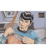 1994 Skybox Star Trek Master Series #77 Vulcan Lyre M/NM - $2.93
