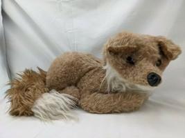 Vintage Dakin Pillow Pets Fox Plush 1976 Stuffed Animal Toy - $49.95