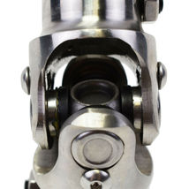 """Forged Stainless Steel Yokes And U-Joint 13/16"""" 36 Spline To 3/4"""" DD image 7"""