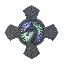 Decorative Wall Mount, Dragoncrest Led Bathroom Living Room Art Wall Decor - $25.39