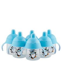 Philips Avent My Little Sippy Cup Teal 6 Ct 9 oz  - $35.51