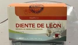 Diente de Leon Tea by Betel Natural Infusion de Hierba 30 Tea Bags Bolsas de Te - $15.79