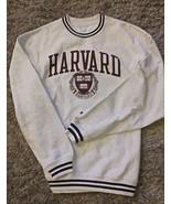 Classic Champion Harvard Sweatshirt Reverse Weave Crew in Lt. Gray in Si... - $34.64