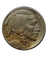 1924 S Buffalo Nickel - Fine - 1/2 Horn - £72.79 GBP