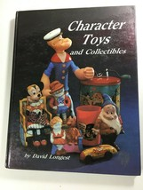 Character Toys and Collectibles by David Longest (1990, HC) Disney Puppe... - $21.53