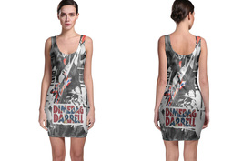 DIMEBAG DARRELL Bodycon Dress - $19.80+