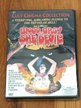 Blood Orgy Of The She-Devils (DVD) BRAND NEW / FACTORY SEALED - $8.98