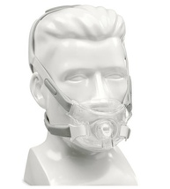 Philips Respironics Amara View CPAP Mask with Headgear 1090624 LARGE Com... - $76.00