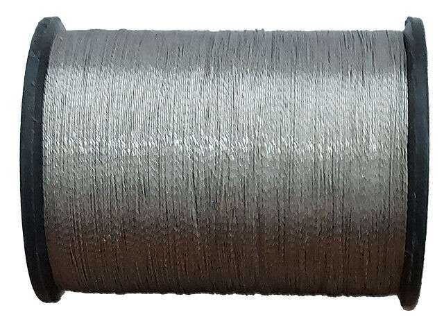 Tootal American Ultra Special Metallic Thread, Silver #44