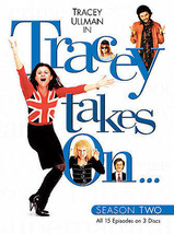Tracey Takes On - The Complete Second Season DVD - $2.95