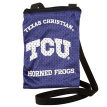 NCAA Texas Christian Horned Frogs Women's Jersey Game Day Pouch - $6.33