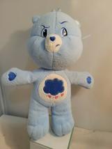 "Care Bears 2003 Grumpy Bear Bear  NANCO 11"" Plush blue bear - $20.56"