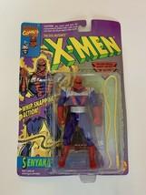 SENYAKA X-Men X-Force Toy Biz Marvel Action Figure damaged package complete - $16.44