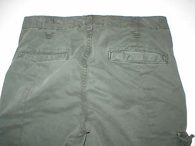 New J Brand Jeans Womens Skinny Pants Houlihan 25 Distressed Caledon Green Zip image 10