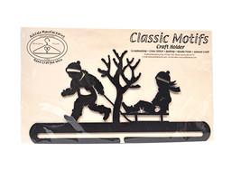 Clásico Detalles Boy & Sled 30.5cm Carbón Dividido Fondo Manualidades So... - $20.69